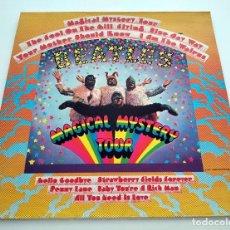 Discos de vinilo: VINILO LP DE THE BEATLES. MAGICAL MYSTERY TOUR. 1986. COMO NUEVO.. Lote 296883878