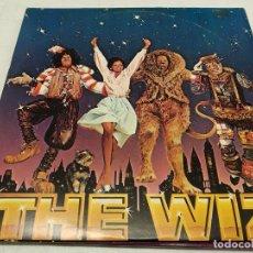 Discos de vinilo: THE WIZ (ORIGINAL MOTION PICTURE SOUNDTRACK) (2XLP, ALBUM, PIN). Lote 296893498