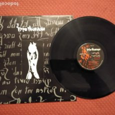 Discos de vinilo: DIE WARZAU - LAND OF THE FREE FICTION RECORDS MADE IN UK. Lote 296904003