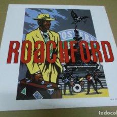 Discos de vinilo: ROACHFORD (MAXI) STONE CITY (3 TRACKS) AÑO – 1991. Lote 296910403