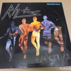 Discos de vinilo: RH-+ (JAVIER VARGAS) (MAXI) ELEKTRIKA (2 TRACKS) AÑO – 1984. Lote 296911158