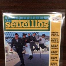 Discos de vinilo: LOS SENCILLOS. NO, POR ESO NO.. Lote 296912123