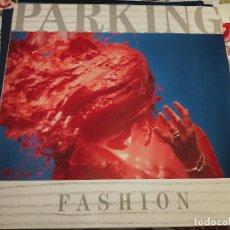 """Discos de vinilo: PARKING – FASHION .1986.SELLO:POWER RECORDS – PDR 002. (12""""), NUEVO. MINT / NEAR MINT. ITALO DISCO. Lote 296913253"""