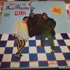 "Discos de vinilo: LA BANDA DE JOB – LA BANDA DE JOB.1983.EMI-ODEON, S.A. – 10C 052-021.927Z (12"").NUEVO.MINT/VG+. Lote 296913783"