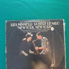 Discos de vinilo: LIZA MINNELLI / ROBERT DE NIRO - NEW YORK, NEW YORK 2X12'' LP 1977. Lote 296952108