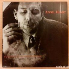 Discos de vinilo: ANGEL HEART (EL CORAZÓN DEL ÁNGEL) TREVOR JONES ANTILLES NEW DIRECTION RECORDS UK 1987 COMO NUEVO. Lote 296952878