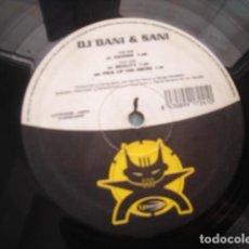 Discos de vinilo: DJ DANI* & SANI CHANGE. Lote 296957533