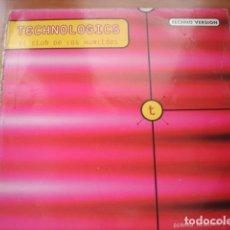 Discos de vinilo: TECHNOLOGICS EL CLUB DE LOS HUMILDES. Lote 296959073