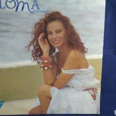 Discos de vinilo: LP PALOMA SAN BASILIO. PALOMA MEDITERRÁNEA. Lote 297013728