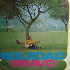 Discos de vinilo: LP SOLEDAD BRAVO. LA GUERRILLERA...ZAFIRO 1971. Lote 297015173
