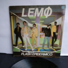 Discos de vinilo: LEMO. FLASH EPIDERMICO, BELTER, 1981. Lote 297028738