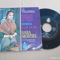 Discos de vinilo: DISCO EP. Lote 297033158