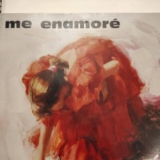 Discos de vinilo: CORO DE LA HERMANDAD DEL ROCIO DE AYAMONTE - ME ENAMORE - PASARELA 1991. Lote 297039358