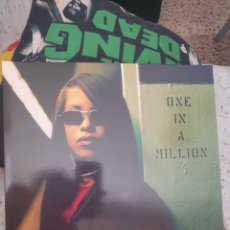 Discos de vinilo: AALIYAH / ONE IN A MILLION / DOBLE ALBUM / NOT ON LABEL 2019. Lote 297042638