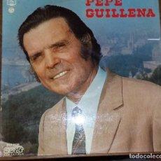 Discos de vinilo: LP PEPE GUILLENA. PEDIDO MINIMO 3 EUROS.. Lote 297048773