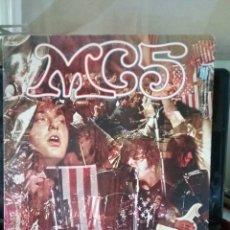 Discos de vinilo: M C 5 1968 KICK OUT THE JAM ORIGINAL 1° EDICION USA .SUPER STRONG DOUBLE COVER. Lote 297049393