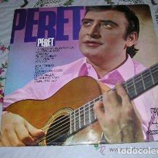 Discos de vinilo: LP PERET . SU PRIMER LP. Lote 297057138