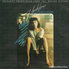 Discos de vinilo: VARIOUS – FLASHDANCE (ORIGINAL SOUNDTRACK FROM THE MOTION PICTURE) - 1983. Lote 297059323