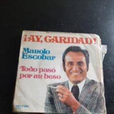 Discos de vinilo: ¡AY, GARIDAD!. Lote 297060658