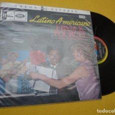 Discos de vinilo: LP FRANCK POURCEL - LATINO AMERICANO - VENEZUELA PRESS - OLP 480 (EX/VG+). Lote 297061883