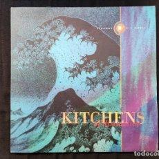 Discos de vinilo: KITCHENS OF DISTINCTION - STRANGE FREE WORLD. Lote 297064423
