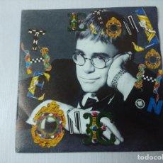 Discos de vinilo: ELTON JOHN/THE ONE/SINGLE PROMOCIONAL.. Lote 297071573