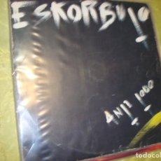 Discos de vinilo: ESKORBUTO. ANTI TODO. DISCOS SUICIDA, 1985. SPAIN. CON INSERT. (#). Lote 297073148
