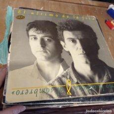 """Discos de vinilo: VINILO LP: EL ÚLTIMO DE LA FILA """"COMO LA CABEZA AL SOMBRERO""""1988. Lote 297074673"""