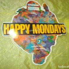 Discos de vinilo: HAPPY MONDAYS. PEEL SESSIONS. PICTURE DISCO. LIMITED EDITION 3500 COPIAS (#). Lote 297074763