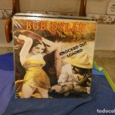 Discos de vinilo: EXPRO LP BOB DYLAN KNOCKED OUT LOADED ESPAÑA 1986 MUY BUEN ESTADO GENERAL TIENE ENCARTE. Lote 297075643