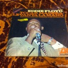 Discos de vinilo: SINGLE / EP. EDDIE FLOYD. TOCAR MADERA - LEVANTA LA MANO. 1967. Lote 297076303
