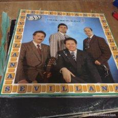 """Discos de vinilo: LP LENTISCO """"COMIENZO"""" - SEVILLANAS 88 - HISPAVOX 7903031 - SPAIN. Lote 297076363"""