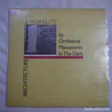 Discos de vinilo: ORCHESTRAL MANOEUVRES IN THE DARK - ARCHITECTURE & MORALITY - LP 1981. Lote 297077028