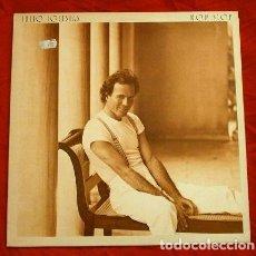 Discos de vinilo: JULIO IGLESIAS (LP. 1988) NON STOP - NEVER, - MY LOVE CON STEVIE WONDER, BALADA MELODICA EN INGLES. Lote 297077348