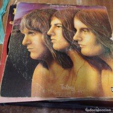 Discos de vinilo: LP ALBUM , EMERSON LIKE & PALMER , TRILOGY. Lote 297078818