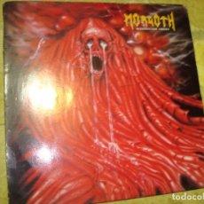 Discos de vinilo: MORGOTH. RESURRECTION ABSURD. GERMANY, 1989 . (#). Lote 297078858