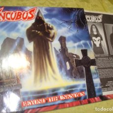 Discos de vinilo: INCUBUS. BEYOND THE UNKNOWN. NUCLEAR BLAST, 1990. GERMANY. CON INSERT (#). Lote 297079218