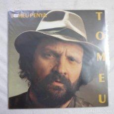 Discos de vinilo: TOMEU PENYA - TOMEU - LP 1987. Lote 297080273