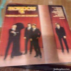 Discos de vinilo: BORDON 4 CABALLO DE CARTON EMI 1986 LP. Lote 297080293