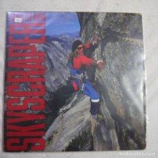 Discos de vinilo: DAVID LEE ROTH - SKYSCRAPER - LP 1988 USA. Lote 297081738