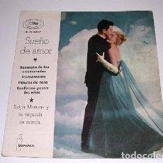 Discos de vinilo: SUEÑO DE AMOR - RALPH MARTERIE Y SU ORQUESTA DE CUERDA. Lote 297083763