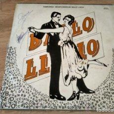 Discos de vinilo: COMPLESSO RENATO ANGIOLINI BALLO LISCIO. Lote 297084668