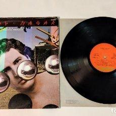 """Discos de vinilo: 1021- SAMMY HAGGAR ASIENTOS MUSICALES VIN 12"""" LP POR G+ DIS VG+ 1977 ES. Lote 297084993"""