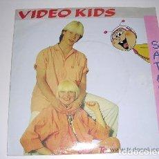 Discos de vinilo: VIDEO KIDS SATELLITE SINGLE DE 1985. Lote 297085033