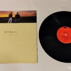 "Discos de vinilo: 1021- LEVEL 42 CHILDREN SAY MAXI SINGLE 12"" POR VG DIS VG 1987 UK. Lote 297087608"