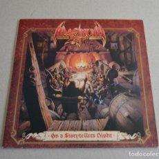 Discos de vinilo: MAGNUM - ON A STORYTELLER'S NIGHT. Lote 297099233