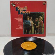 Discos de vinilo: SMALL FACES - SPOTLIGHT ON THE SMALL FACES 1974 ED HOLANDESA. Lote 297101693