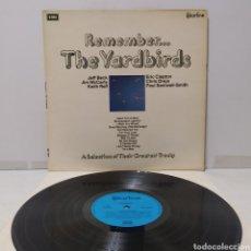 Discos de vinilo: YARDBIRDS - REMEMBER THE YARDBIRDS 1971 ED UK. Lote 297103248