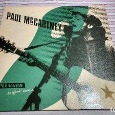 Discos de vinilo: PAUL MCCARTNEY UNPLUGGED -1991 VINILO. Lote 297105203
