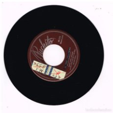 Discos de vinilo: MARIA LUISA CHORENS - PERO NO TENGO AMOR / LAS TRES CARAVELAS - SINGLE - SOLO VINILO. Lote 297106843